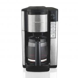 Cafetera Programable 12 Tz Hamilton Beach 46381