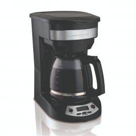 Cafetera Programable 12 Tazas Hamilton Beach 46299