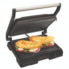 Prensa para panini y parrilla compacta Proctor Silex 25440