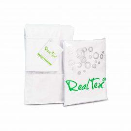 Fundas Realtex 200Hilos con Cenefa Setx2